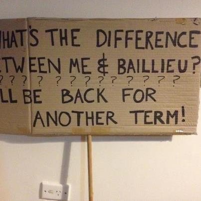 815 days and teachers are striking we won but the for Another word for back