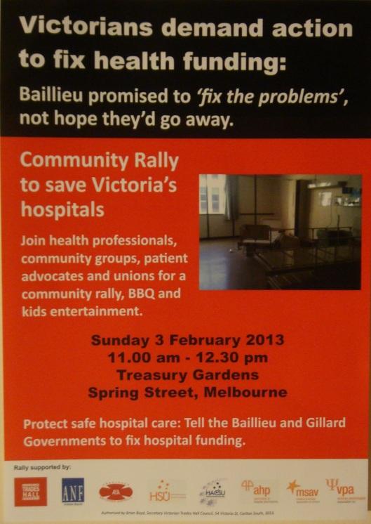 Rally poster - Feb 3 2013