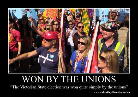 The TL; DR answer is teh unions (courtesy of VTH)
