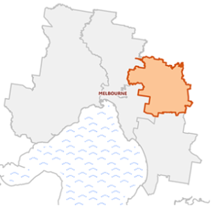 Eastern metro region 1
